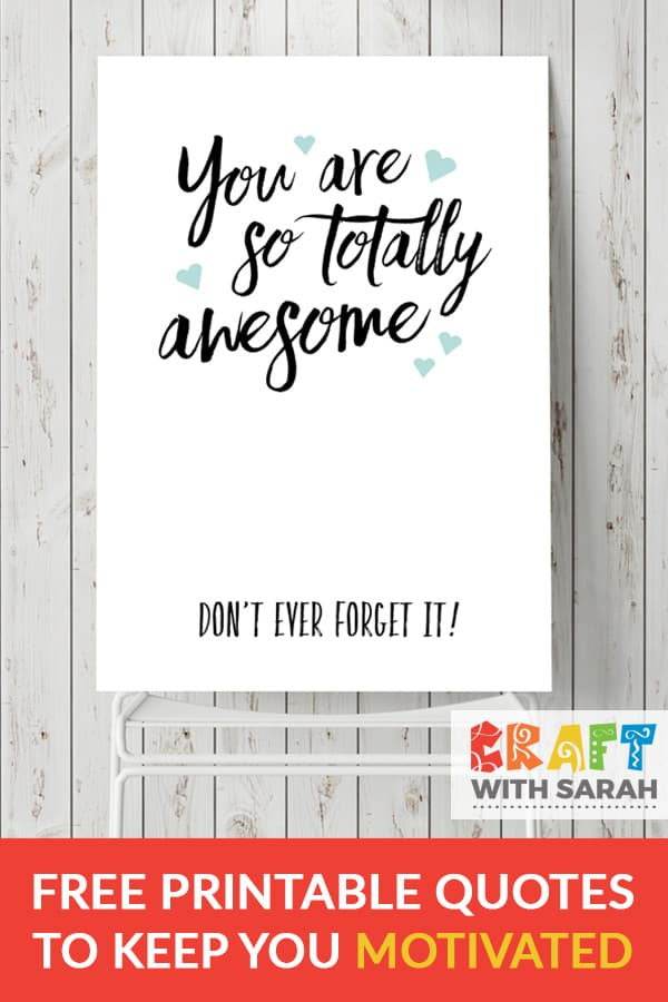 3 Free Motivational Word Art Posters for Entrepreneurs