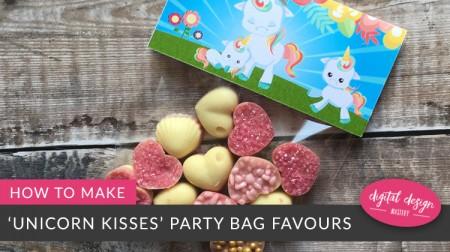 Unicorn Kisses Chocolates Recipe