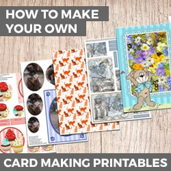 How to make craft printables