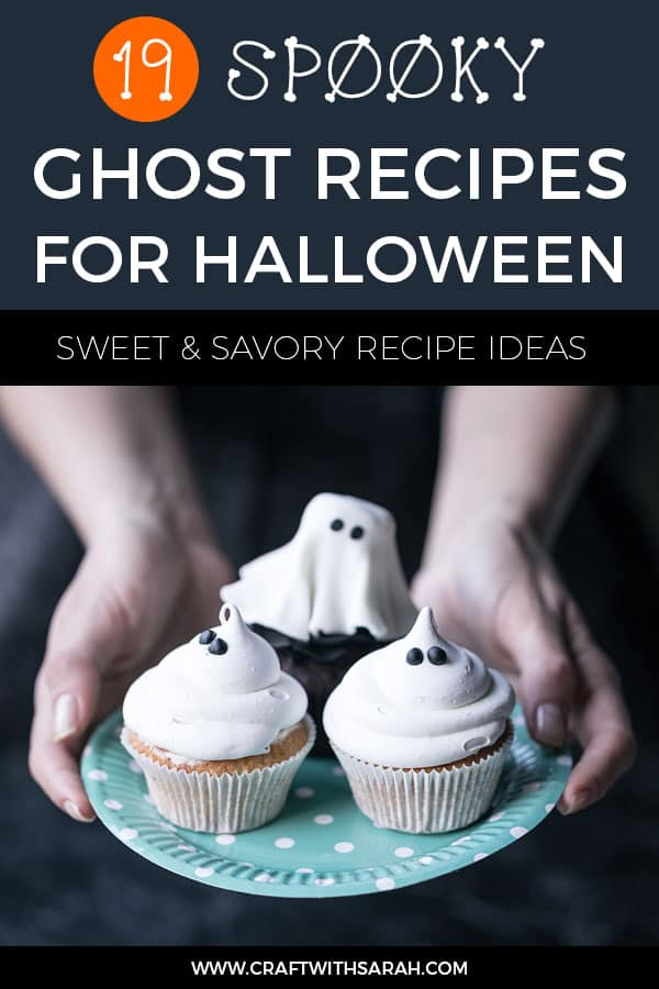 19 Spooky Ghost Recipes for Halloween