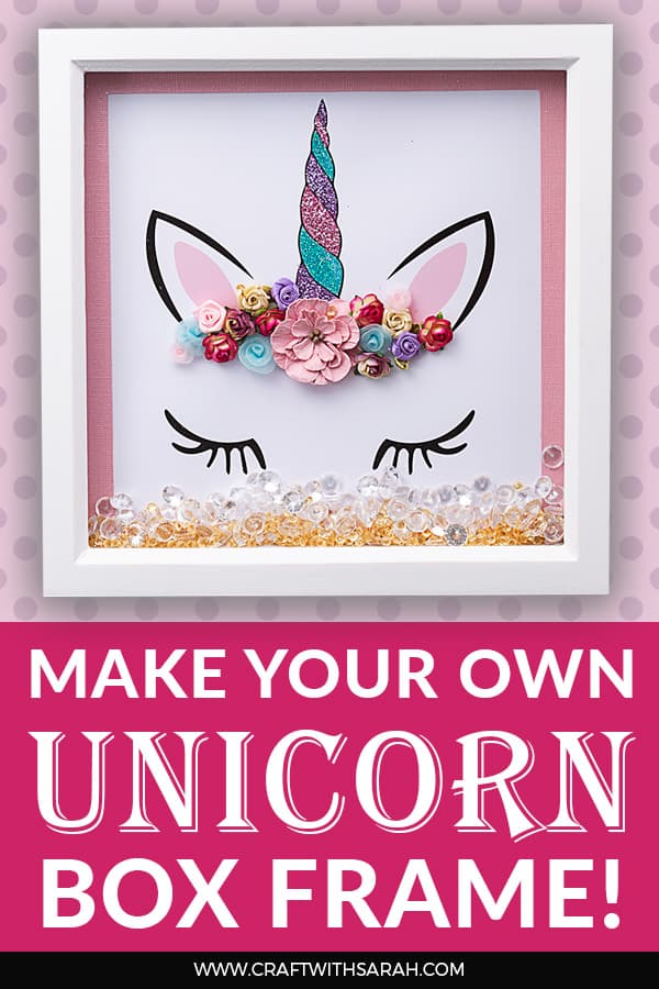 Unicorn Wall Art Tutorial & Free Printable