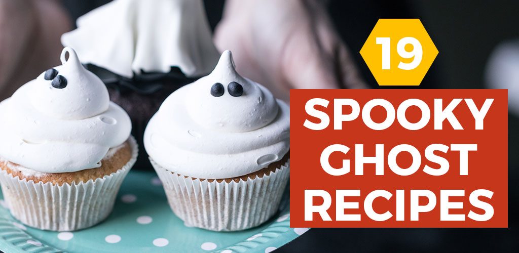 Spooky Ghost Recipes for Halloween