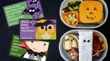 Hilarious Halloween Jokes for Kids (Halloween Lunchbox Jokes)
