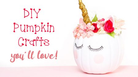 7 Easy Pumpkin Crafts for Halloween