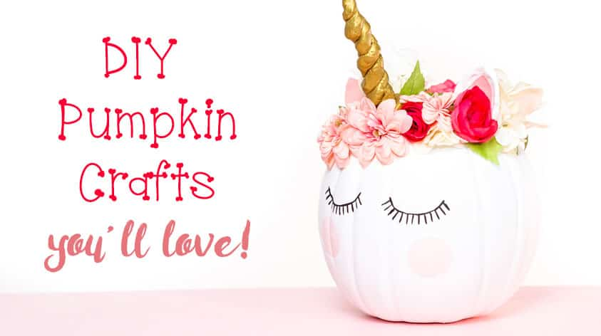 7 Easy Pumpkin Crafts for Halloween