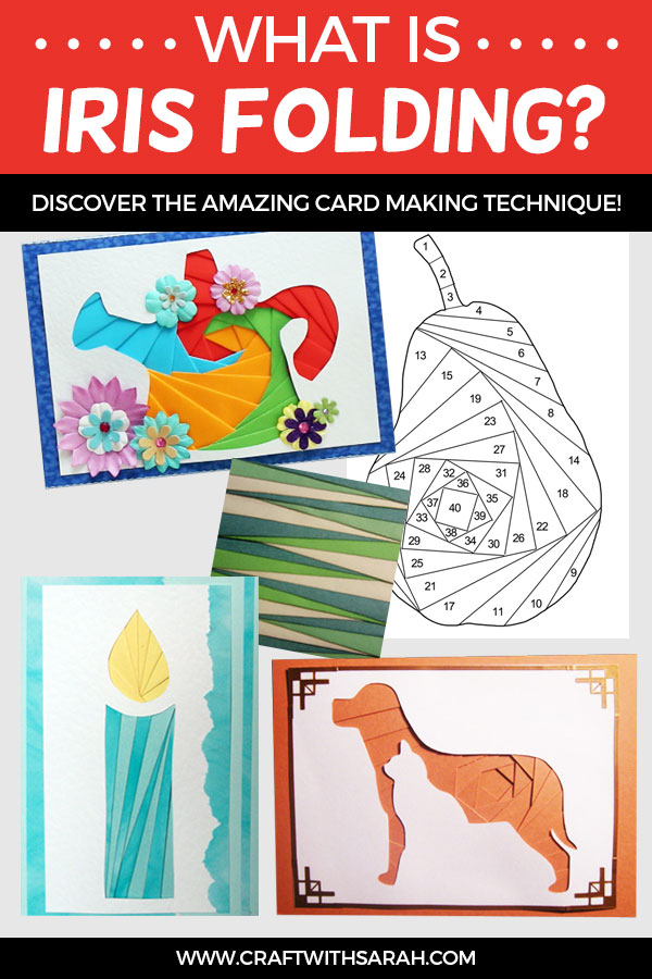 Have you discovered iris folding? It is the card making technique taking the crafting world by storm! Discover iris folding here...