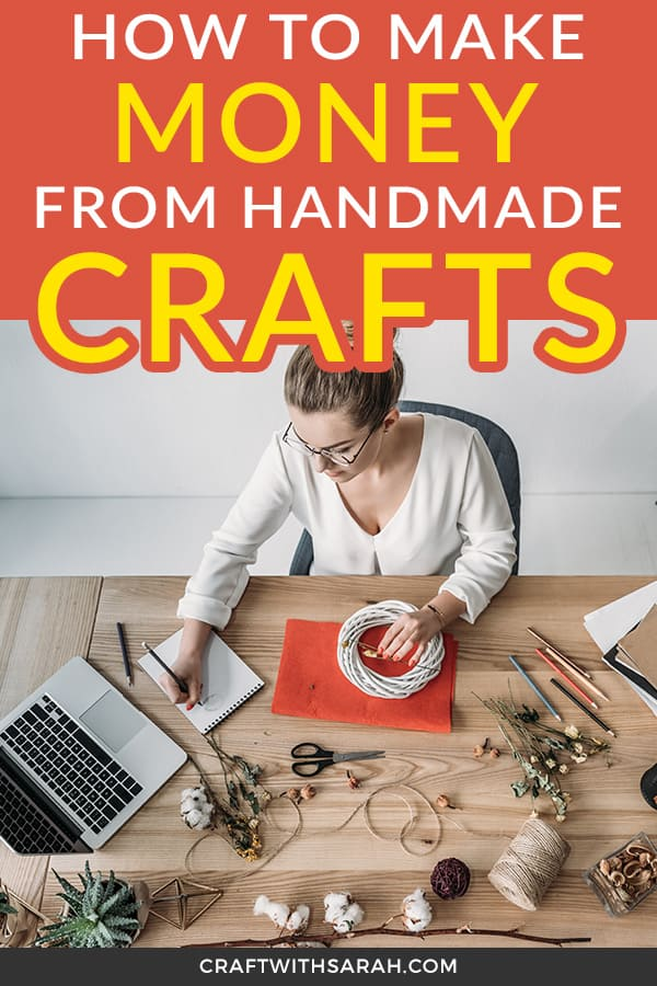 How to make money from handmade crafts
