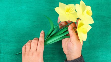 Delightful Daffodil Crafts for St David's Day