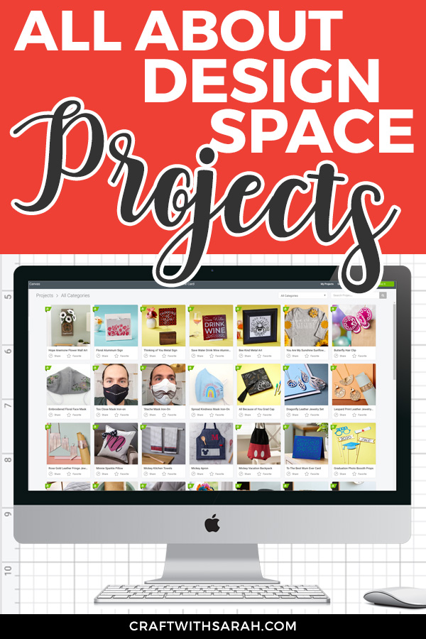 Understanding Design Space projects is one of the first steps to mastering your Cricut machine. Luckily, not only are projects easy to use, but they will open up a whole new world of Cricut craft fun for you, so you'll enjoy learning them!