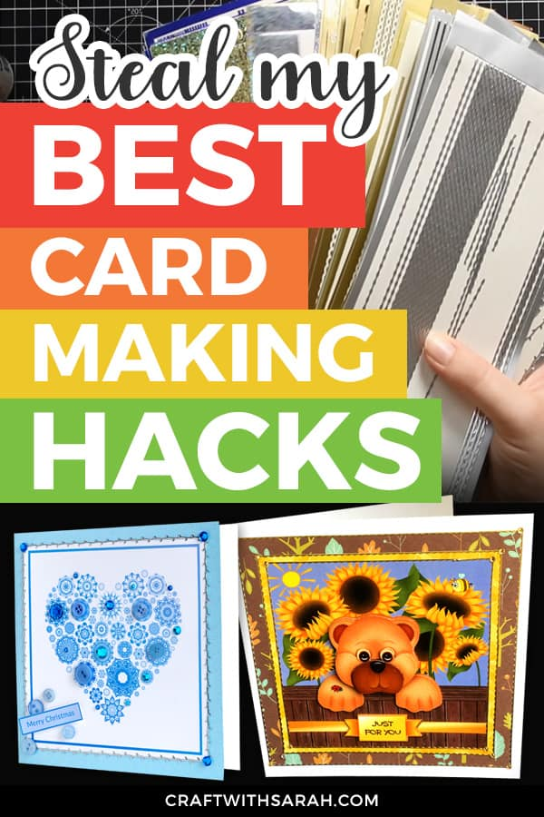 Steal my BEST Card Making Hack for Better Handmade Cards