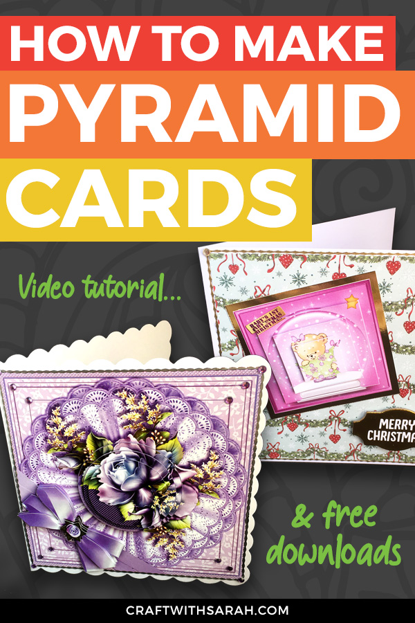 How to Make Pyramid Cards | Pyramage Instructions