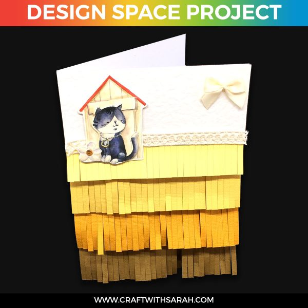 Fringe Card - Design Space Project