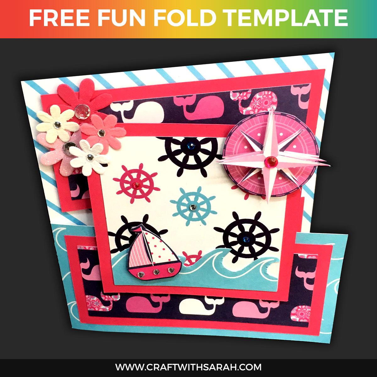 Fun Fold Card 01