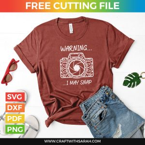 Funny T-Shirt Design for Photographers