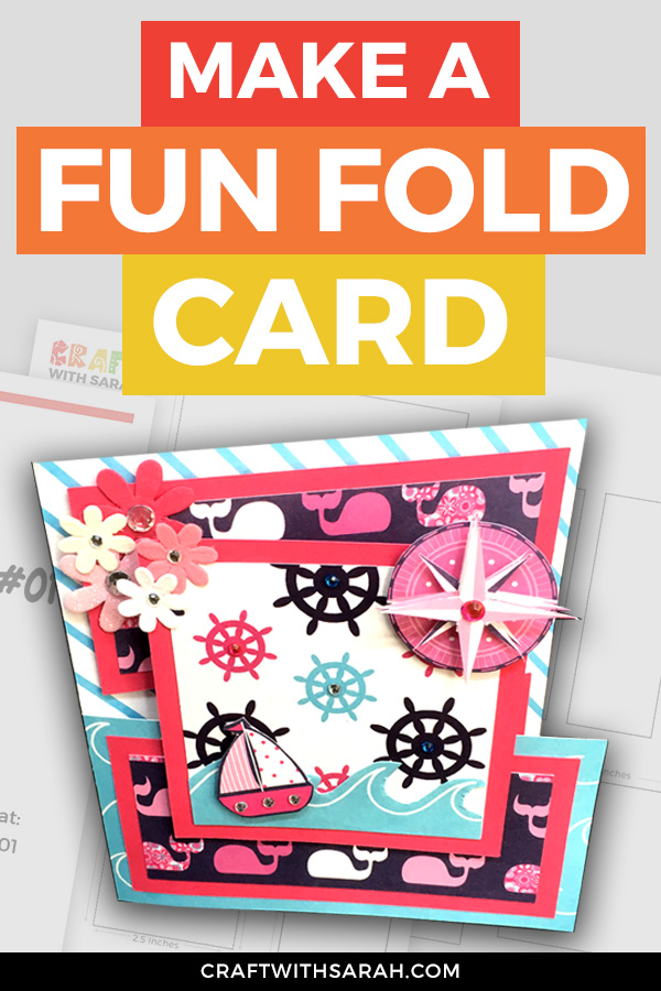 Quick & Easy Fun Fold Card Template