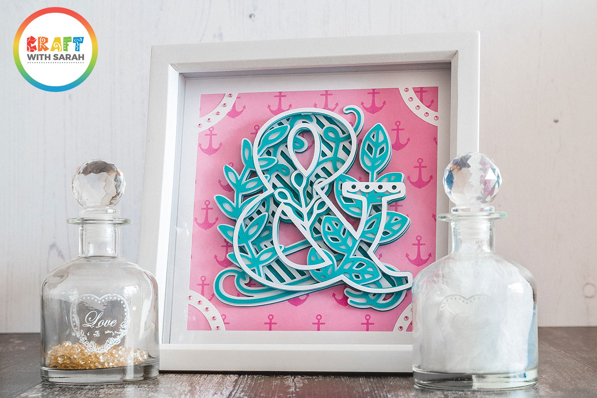 Free ampersand wall art to download