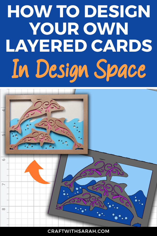 How to Design 3D Layered Cards in Cricut Design Space