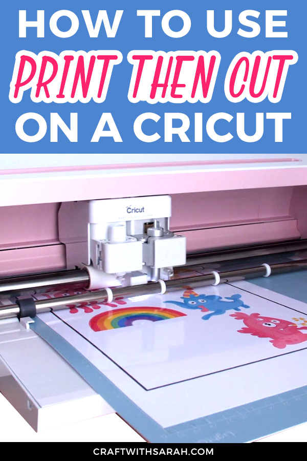 How to Print and Cut on a Cricut