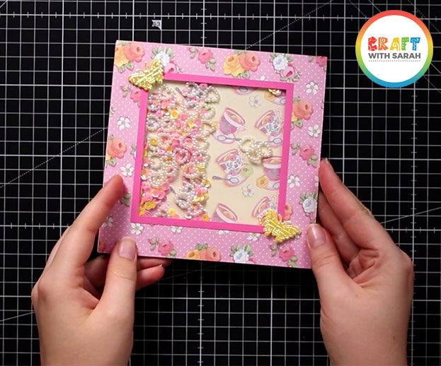 Decorate your card