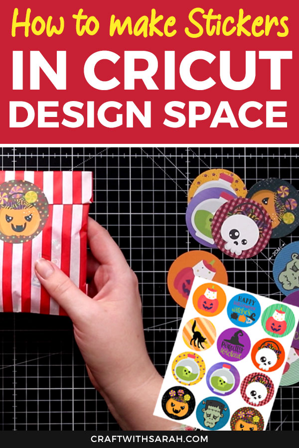 How to design circular stickers in Cricut Design Space. Watch this video to find out how to design your own stickers in Cricut Design Space.