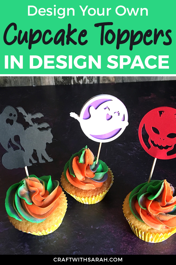 Uplevel your cupcakes by adding bespoke cupcake toppers! Here's how to design cupcake toppers in Design Space. It's easier than you might think!