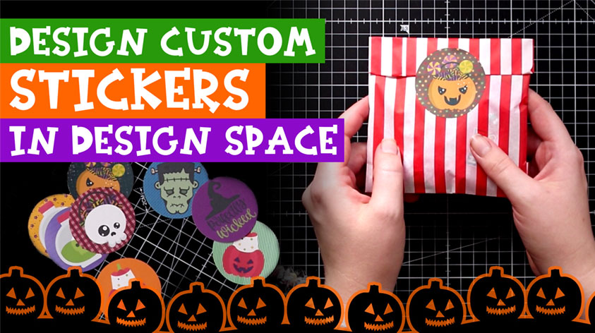 How to Make Stickers in Cricut Design Space