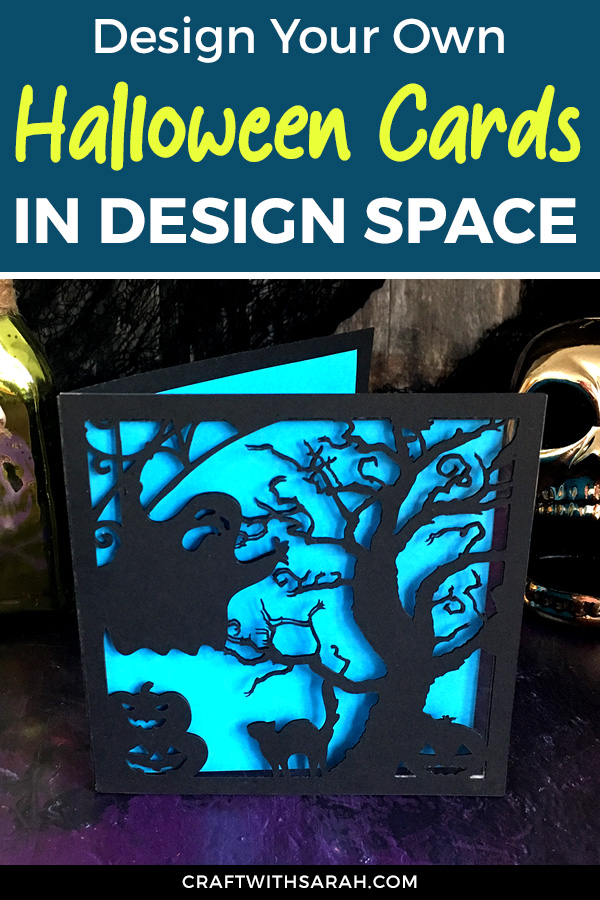 Design your Own Acetate Window Card in Design Space