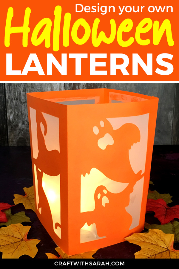 How to Design your own Luminaries in Cricut Design Space