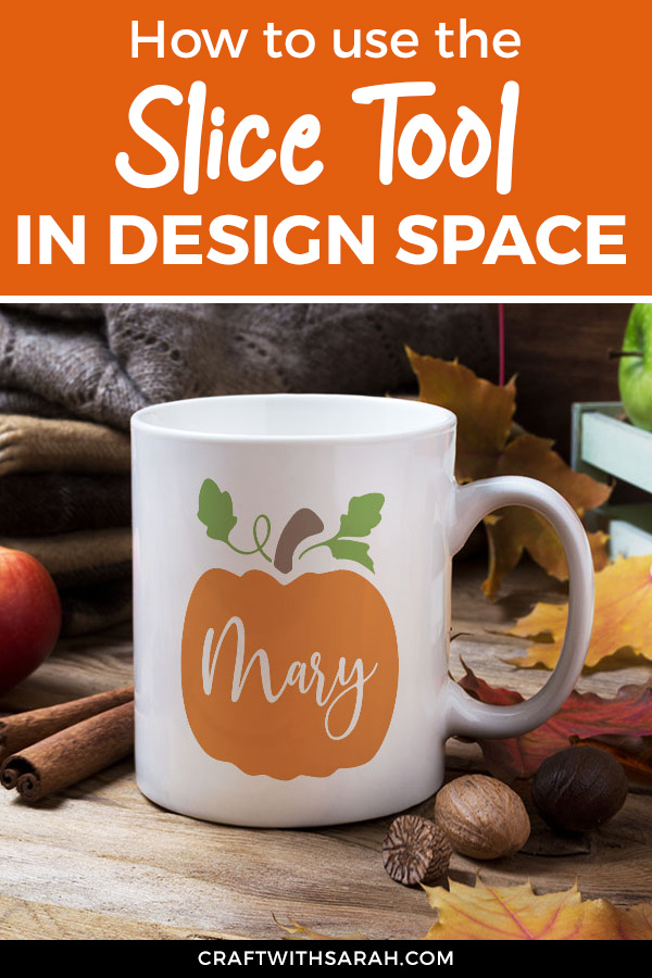 How to Slice in Cricut Design Space. The 'Slice' tool lets you cut two layers out of each other, which lets you add names into shapes/images and create your own designs.