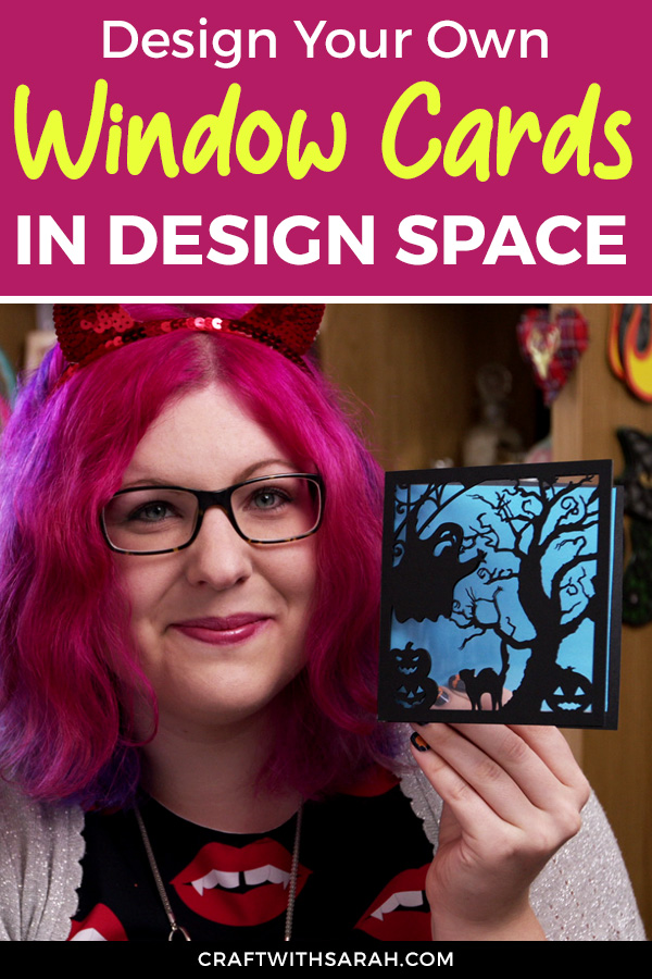 Cricut Design Space tutorial for card makers! In this Design Space tutorial I'll show you how to design your own handmade cards in Design Space. #cricut