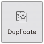 Design Space Duplicate Icon