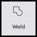 Design Space Weld Icon