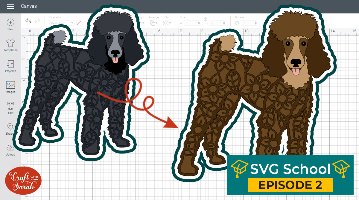 How to Recolour Layered SVG Files [Part 1]